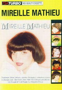 Cover Mireille Mathieu - Mireille Mathieu [1984]
